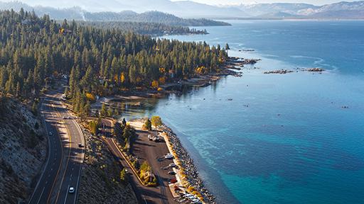 Tour at Lake Tahoe Vacation Resort