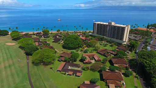 Stay at Royal Lahaina Resort