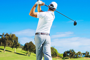 GOLF GETAWAY PACKAGE- Includes Two Rounds of Golf