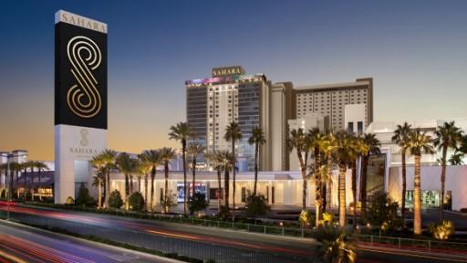 Stay at Sahara Las Vegas
