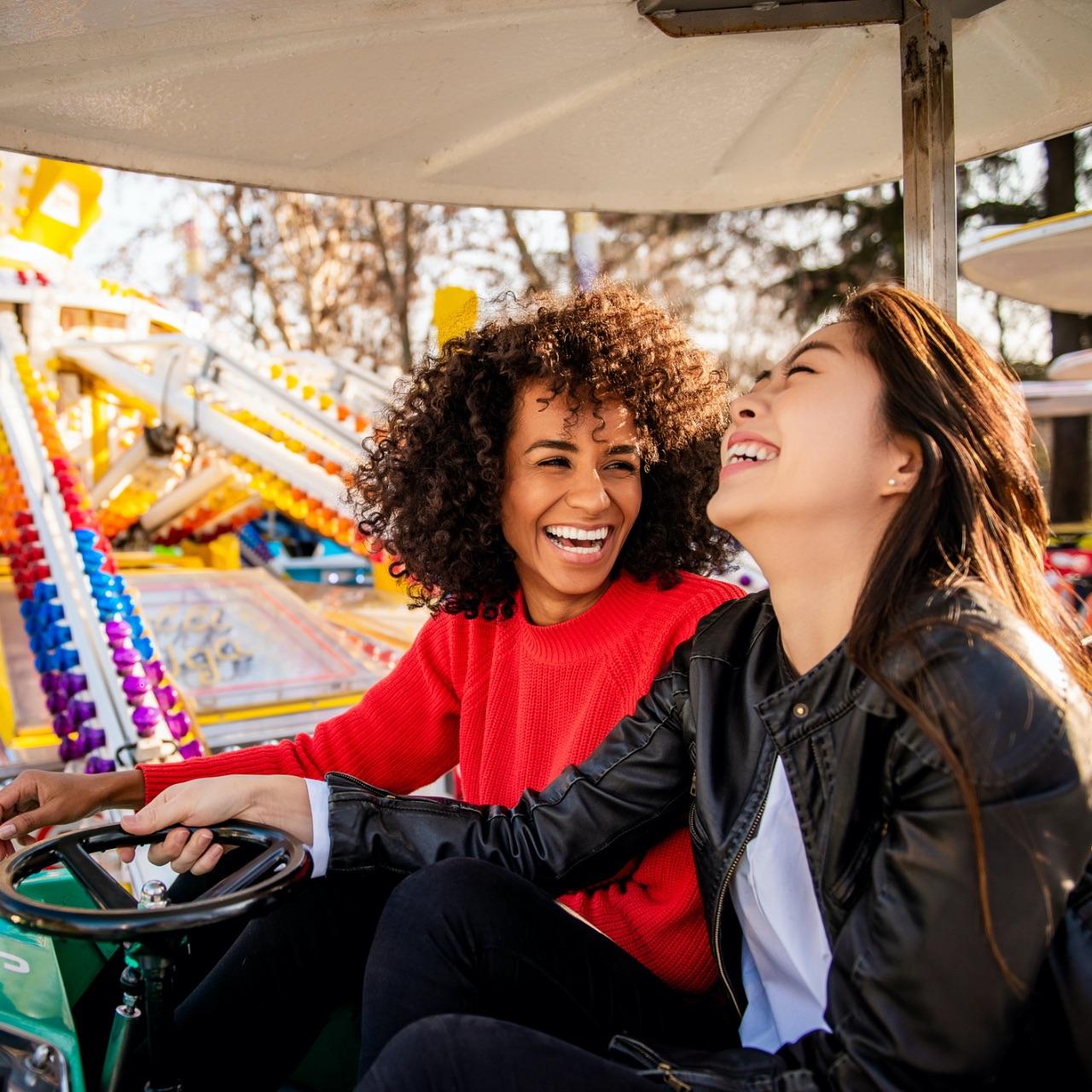 Theme Park fun in Orlando, Florida