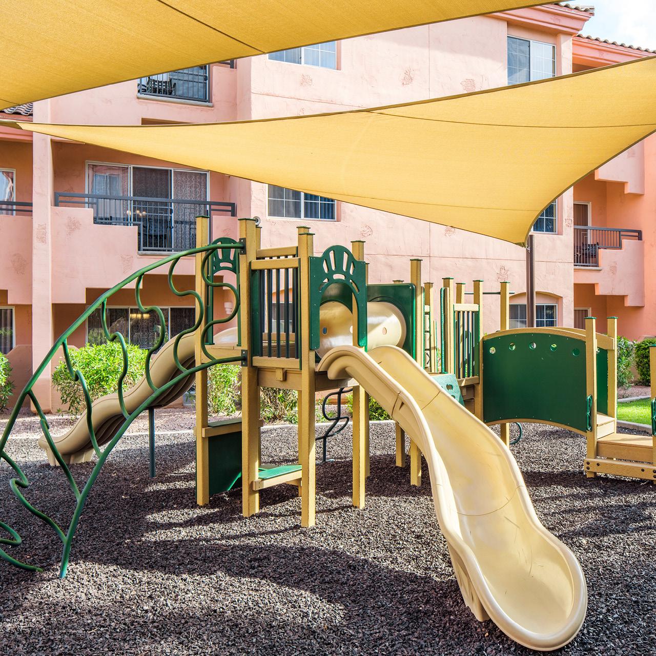 Scottsdale Villa Mirage Playground