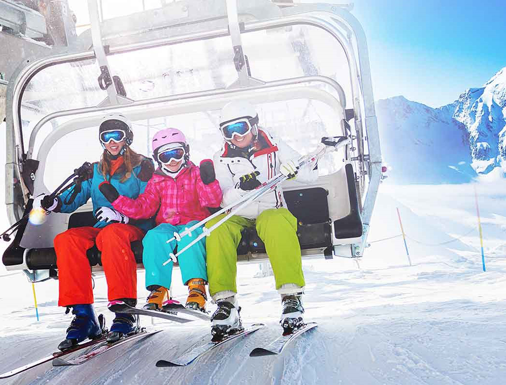 Book Your Winter Ski Holiday