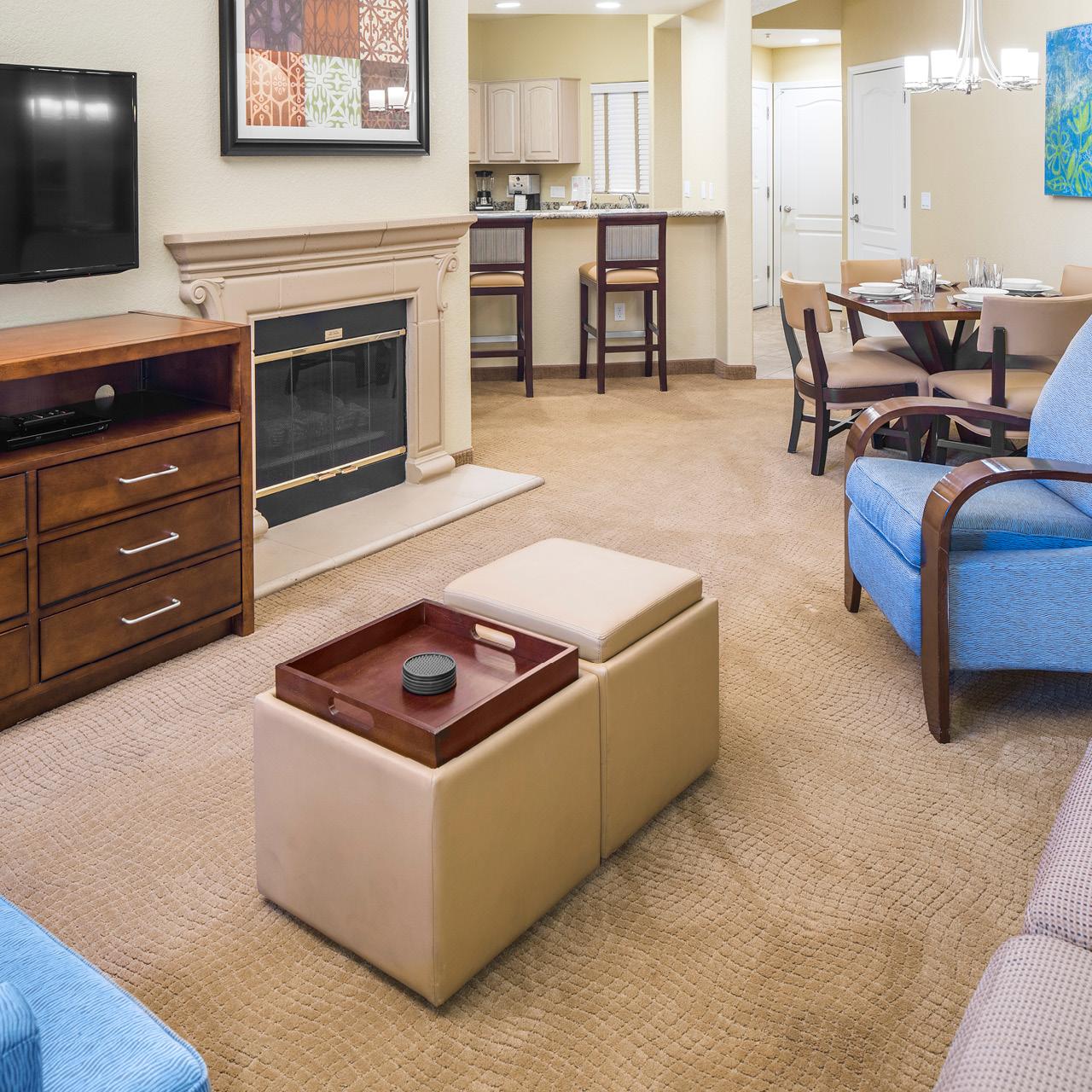Scottsdale Villa Mirage Interior