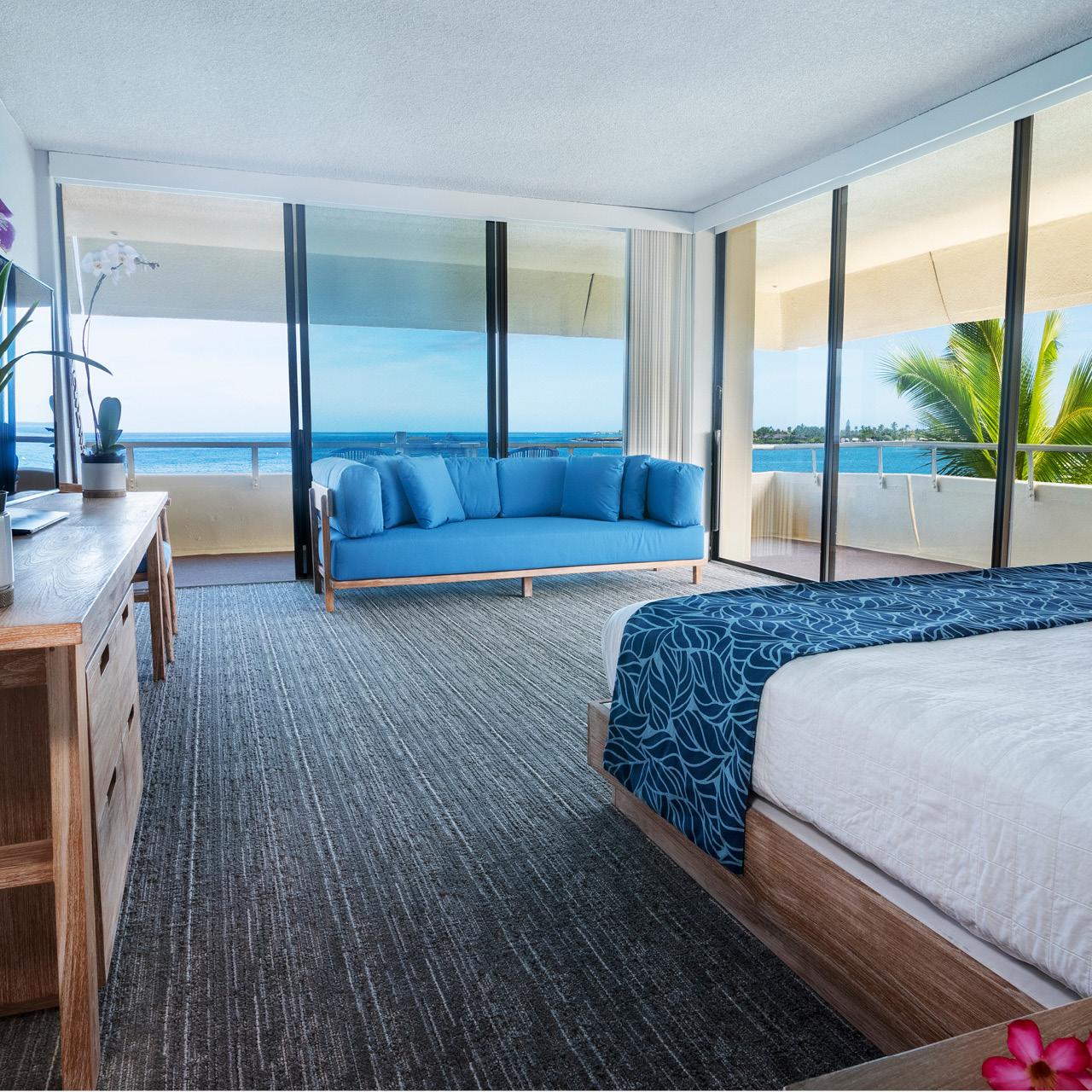 Ocean View Hotel View