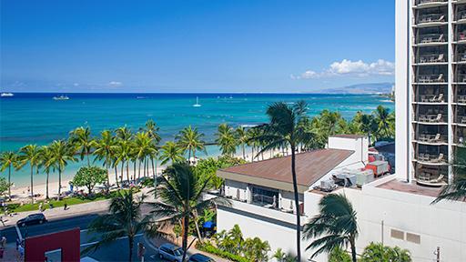 Stay at Aston Waikiki Beach Hotel