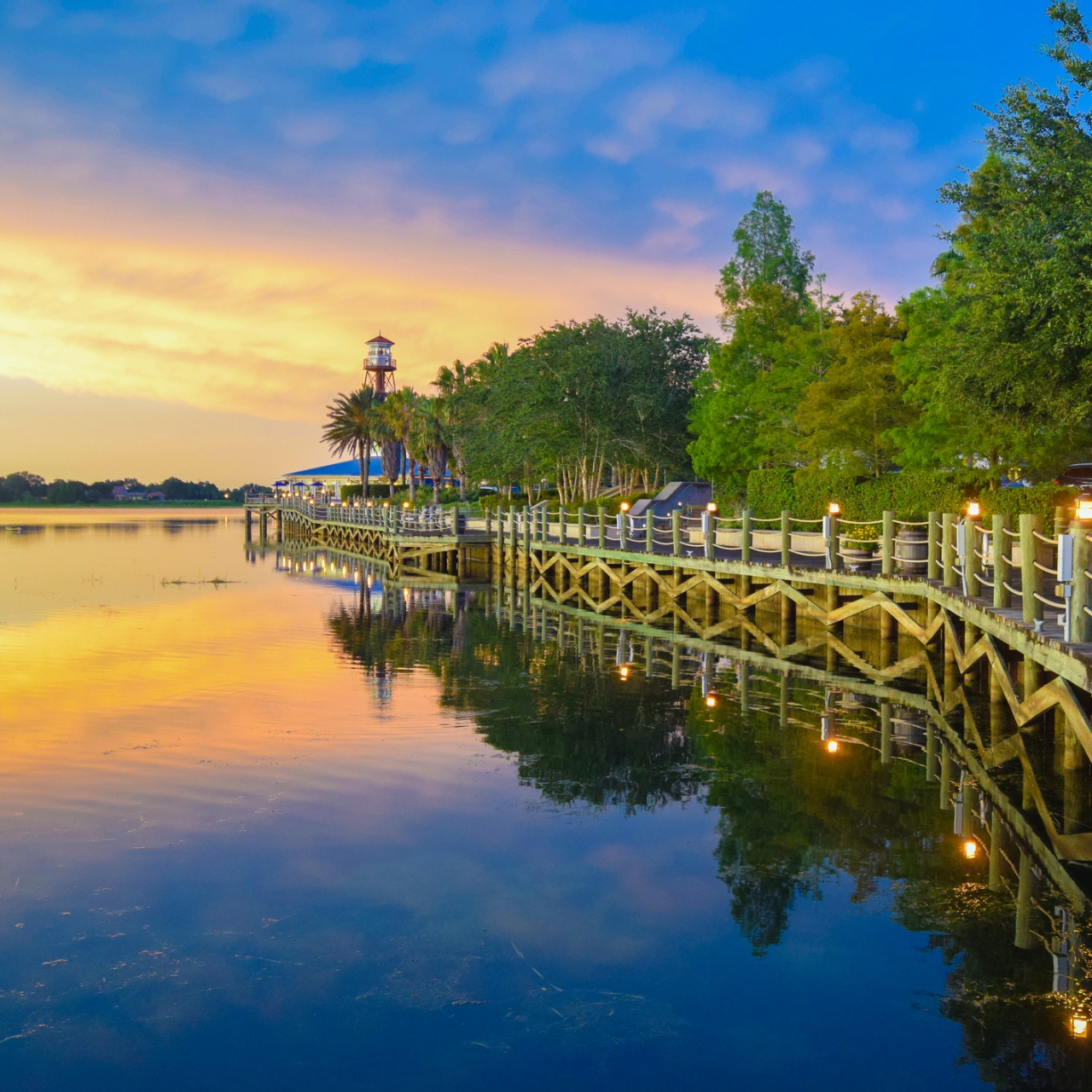 Sunny Orlando, Florida