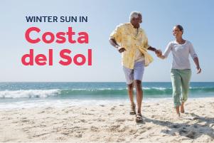 Enjoy 10% Off Winter Sun!